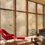 Silhouette® Window Shadings in the Living Room