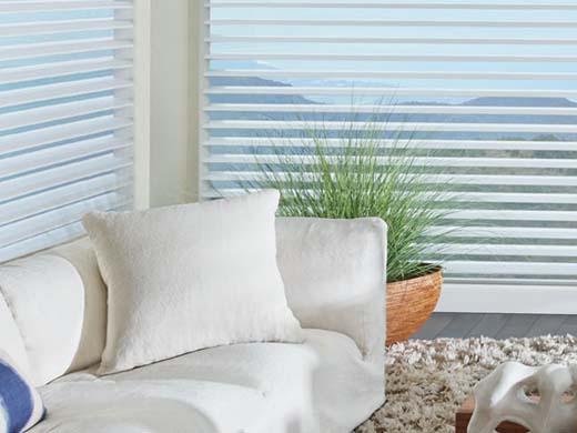 Hunter Douglas Silhouette Clearview Window Shadings Denver Co